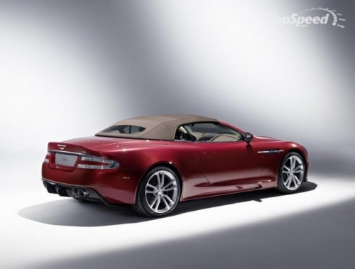 2010 Aston Martin DBS Volante5764