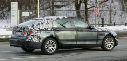 BMW Seria 5 GT a fost vazut din nou la Munchen!5664