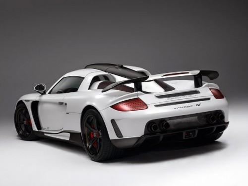 Gemballa vine cu un nou Porsche modificat la Geneva!5648