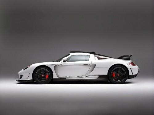 Gemballa vine cu un nou Porsche modificat la Geneva!5649
