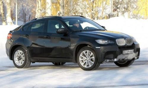 BMW X6 M la teste in zapada!5623