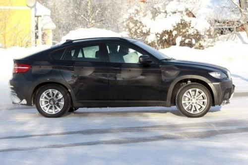 BMW X6 M la teste in zapada!5625