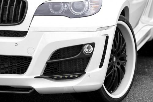 Lumma a realizat un kit de caroserie pentru BMW X6!5601