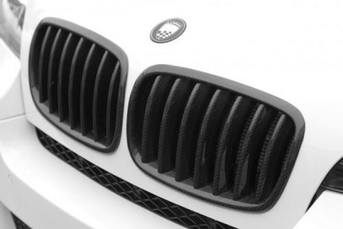 Lumma a realizat un kit de caroserie pentru BMW X6!5603
