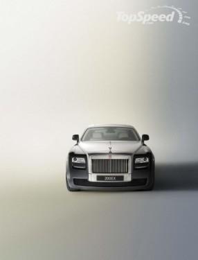 2009 Rolls Royce 200EX5556