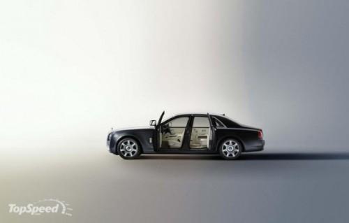 2009 Rolls Royce 200EX5557