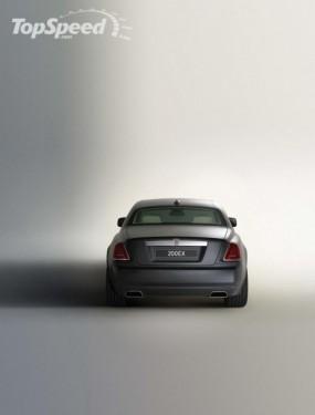 2009 Rolls Royce 200EX5558
