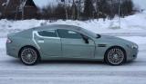 Aston Martin Rapide la Cercul Arctic!5519