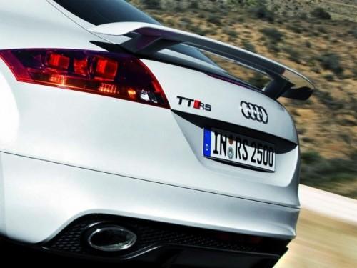 Imagini oficiale noi cu Audi TT RS!5516