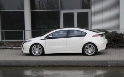 Un Opel electrizant5505