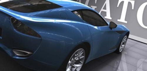 Sageata argintie - Zagato Perana Z-One5498