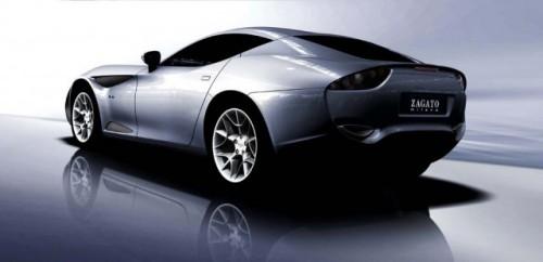 Sageata argintie - Zagato Perana Z-One5501