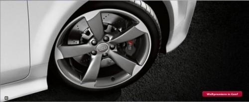 Audi TT RS prezentat oficial!5469
