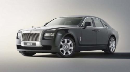 Stafia argintie - Rolls-Royce 200EX Concept!5456