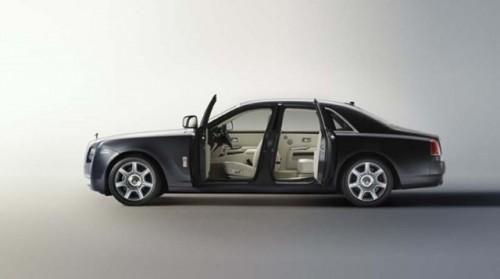 Stafia argintie - Rolls-Royce 200EX Concept!5460