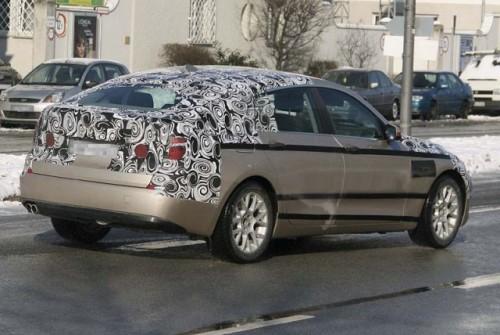 BMW Seria 5 GT - noi imagini spion!5455