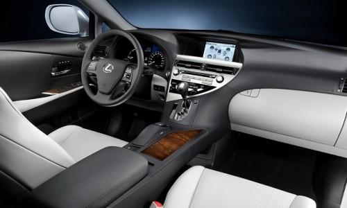 Lexus RX 450h, premiera europeana la Salonul Auto de la Geneva5437