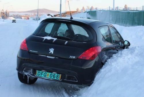 Peugeot 308 Sport spionat!5384