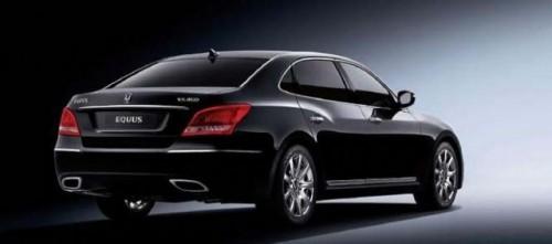 Hyundai Equus - Primele imagini oficiale!5369