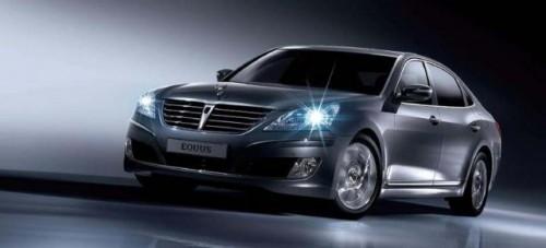 Hyundai Equus - Primele imagini oficiale!5370