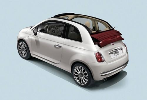 Fiat 500 Convertible va fi prezentat oficial la Salonul Auto de la Geneva5317