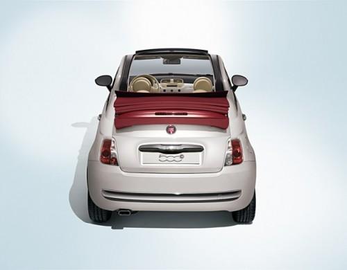 Fiat 500 Convertible va fi prezentat oficial la Salonul Auto de la Geneva5318