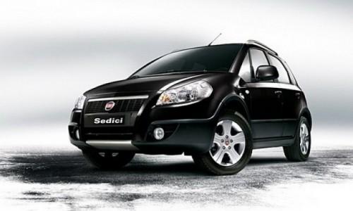 Fiat Sedici - un nou succes italian5304