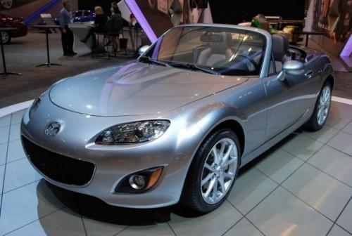 Imagini cu noua Mazda MX-5 de la salonul auto din Chicago!5279