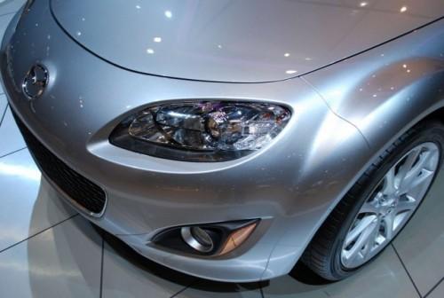 Imagini cu noua Mazda MX-5 de la salonul auto din Chicago!5280