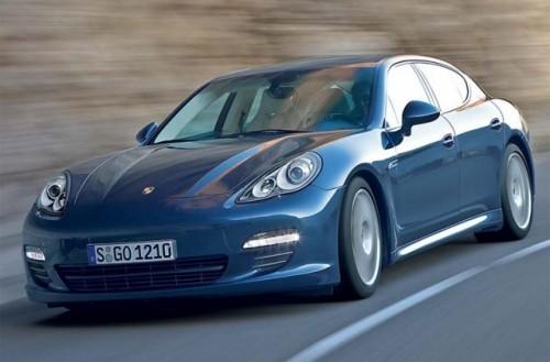 Interiorul Porsche Panamera prezentat public!5240