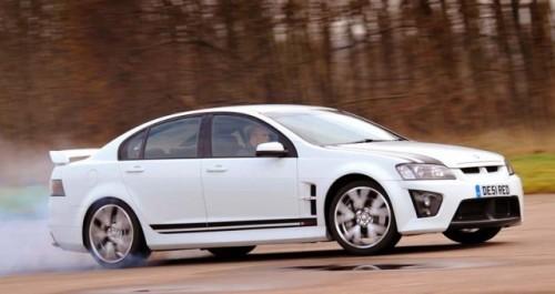 Vauxhall a realizat o bestie de 560 CP!5159