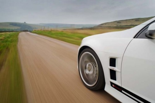 Vauxhall a realizat o bestie de 560 CP!5168