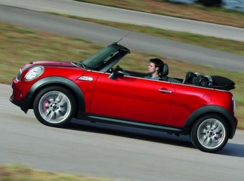 Mini John Cooper Works Cabrio prezentat inainte de Geneva!5106
