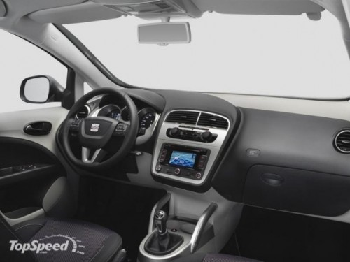 2009 Seat Leon si Altea5094