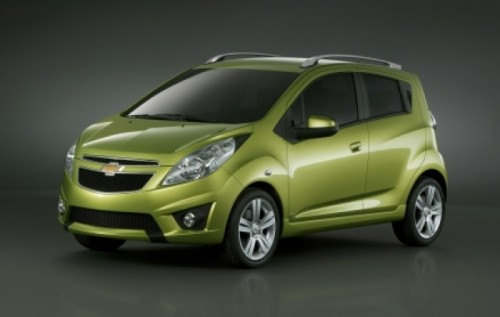 Premiera mondiala a noului model Spark -  Geneva 20095088