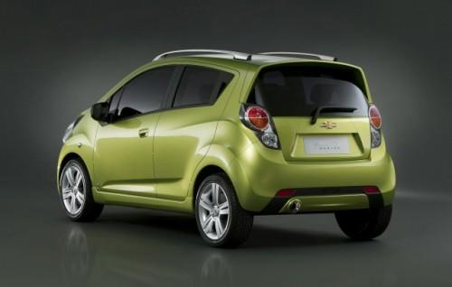 Premiera mondiala a noului model Spark -  Geneva 20095089