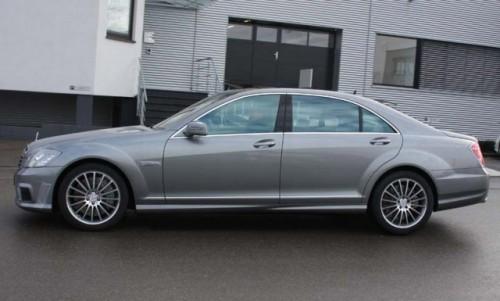 Mercedes-Benz S-Class AMG  vazut in Germania!5063