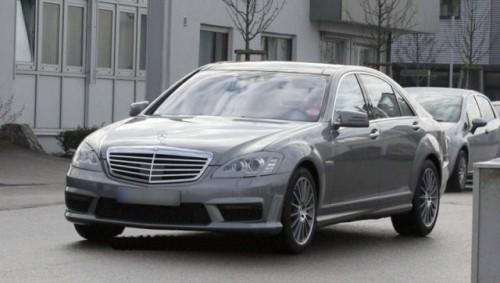 Mercedes-Benz S-Class AMG  vazut in Germania!5064
