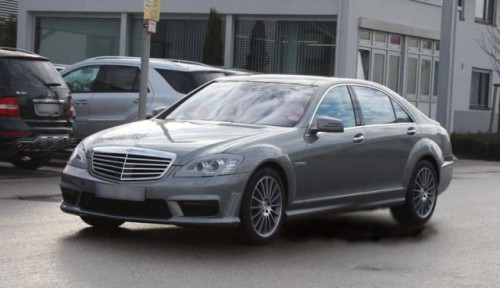 Mercedes-Benz S-Class AMG  vazut in Germania!5067