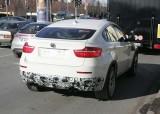 Urat. Mai urat. Un BMW X6 M alb5019