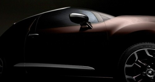 Eleganta sportiva - Citroen DS3 concept5007