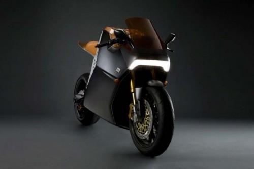Cea mai rapida motocicleta electrica din lume!4969
