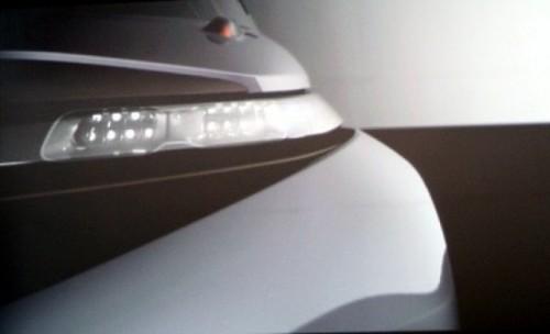 Dacia prezinta la Geneva un model concept4967