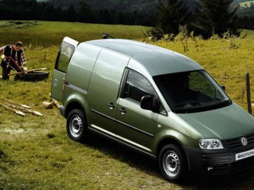 Volkswagen prezinta noul Caddy4Motion4957
