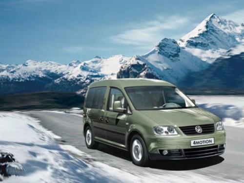 Volkswagen prezinta noul Caddy4Motion4958