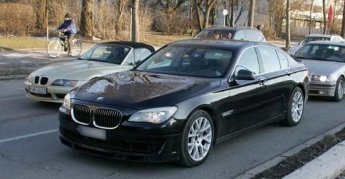 Alpina B7 vazut in Germania!4942