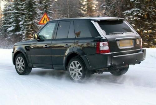 Imagini spion cu Range Rover Sport!4881
