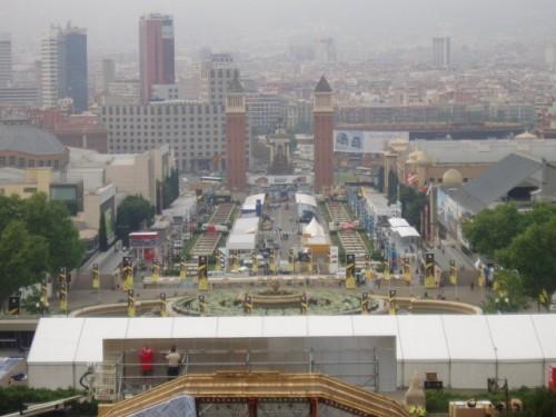 Barcelona - Un show fara protagonisti?4873