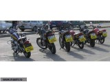 Examenul moto schimba viteza in poligon4857