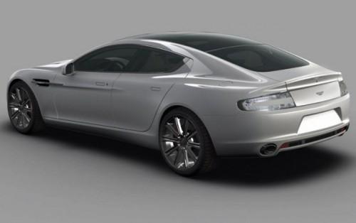 Aston Martin Rapide - noi detalii disponibile!4854